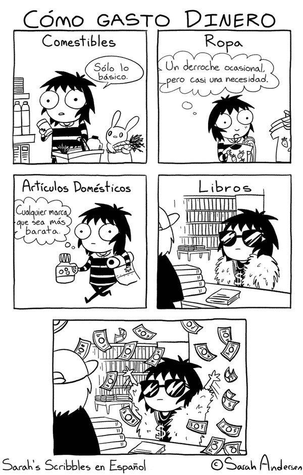 Otros - Los amantes de la lectura me entenderán