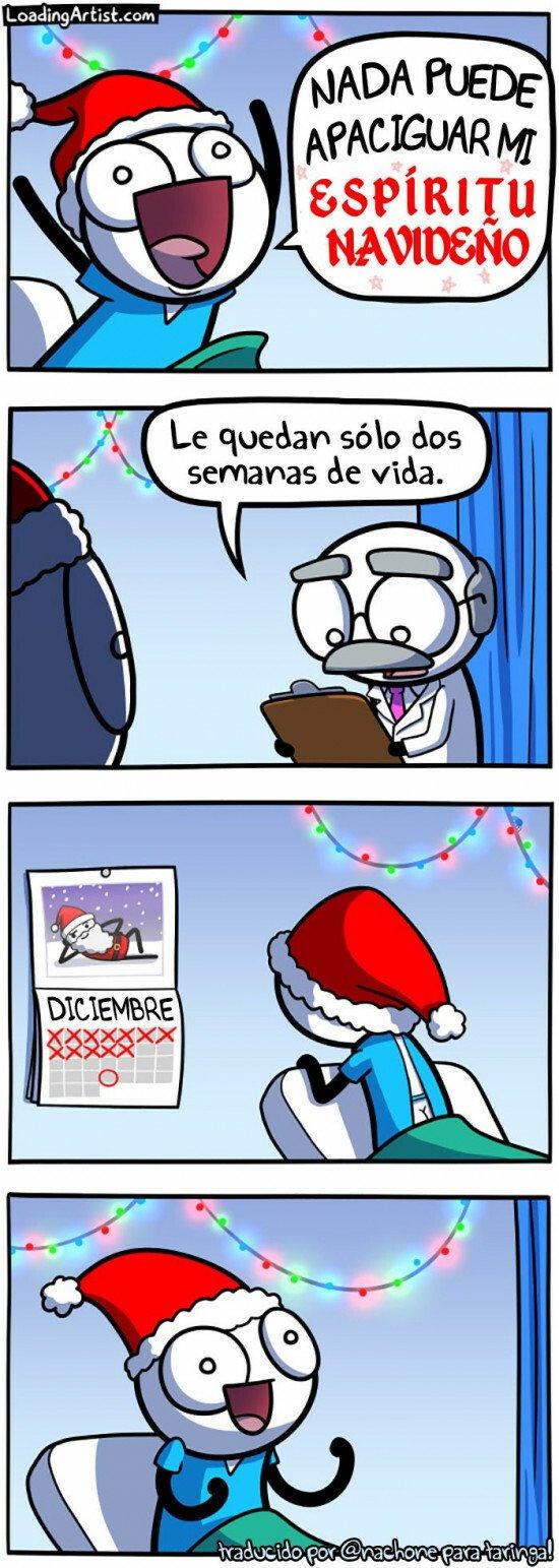 Otros - Nada ni nadie me quitará la ilusión por la Navidad