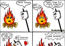 Enlace a Aventuras de Bonfire