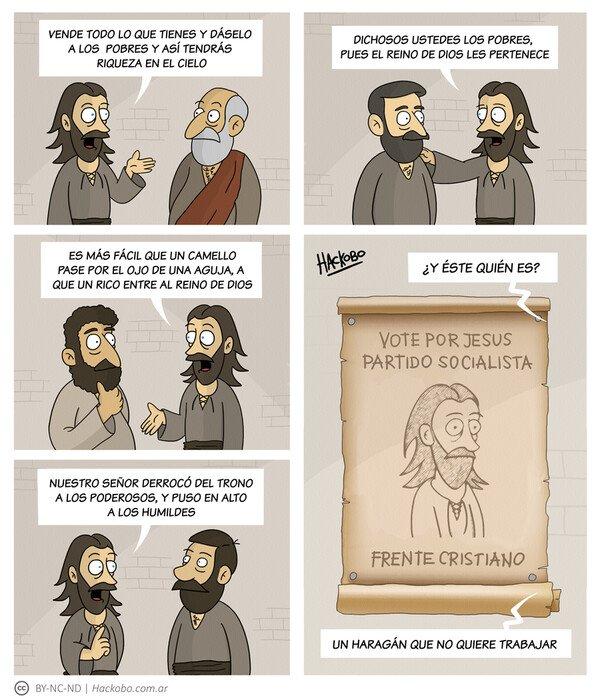 Otros - Vote por Jesús