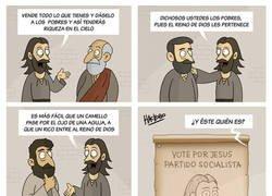 Enlace a Vote por Jesús