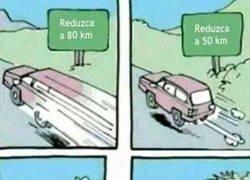 Enlace a Un mal entendido en la carretera