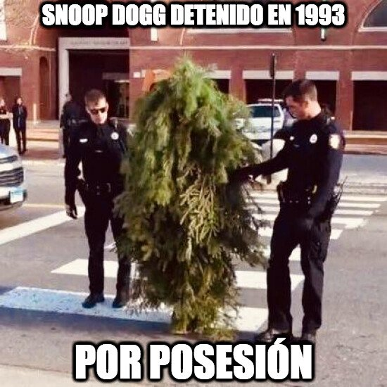 Meme_otros - Imagen histórica de Snoop Dogg