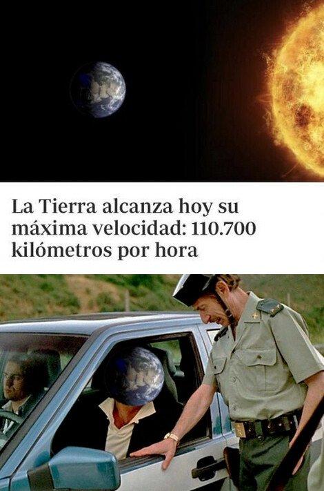 Meme_otros - La Guardia Civil siempre está ahí para controlar y multar