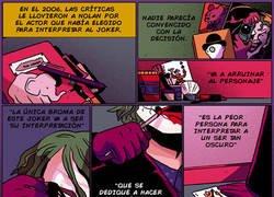 Enlace a El mejor Joker de la historia