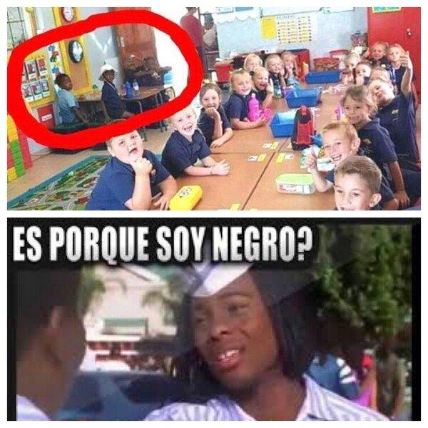 Meme_otros - ¿Pero y esta discriminación?
