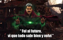 Enlace a Doctor Maduro