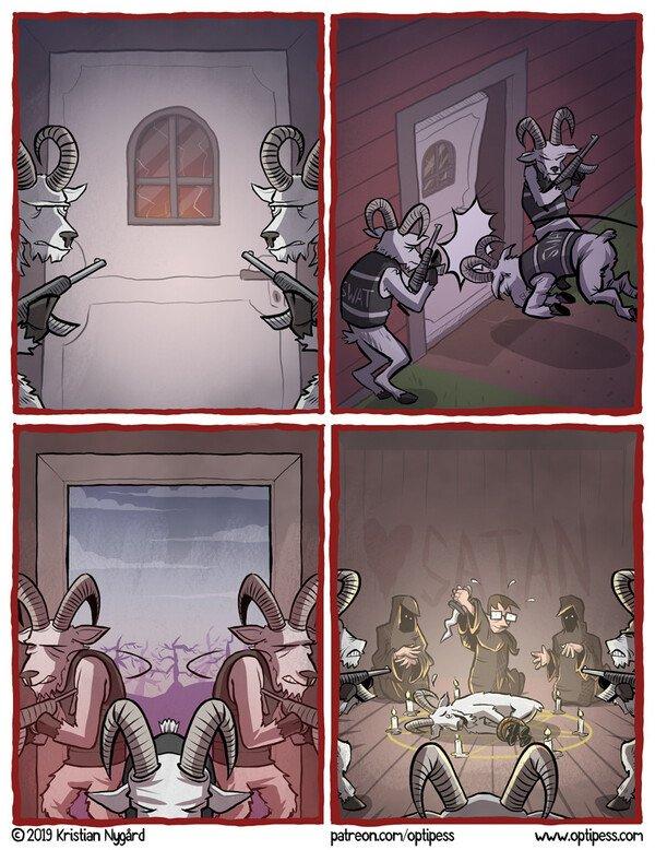 Otros - Mientras tanto, en un mundo paralelo...