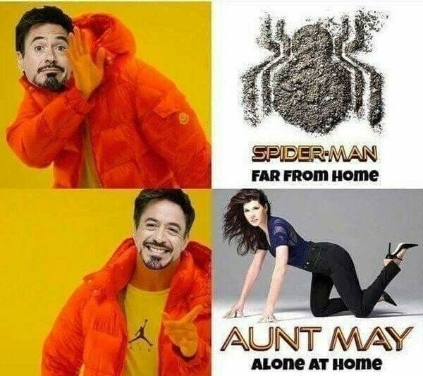 Meme_otros - Tony Stark sabe bien lo que quiere