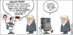 Enlace a Lo que Trump ve al mirar a Venezuela