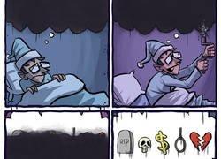 Enlace a Sueños que no te dejan dormir