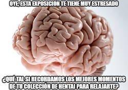 Enlace a ¡Ahora no, cerebro inútil!
