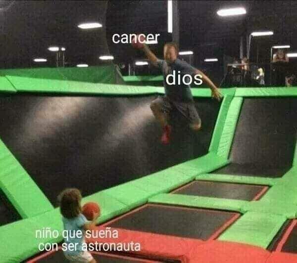 Meme_otros - Dios es muy cruel
