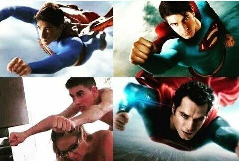 Meme_otros - Me encanta Superman
