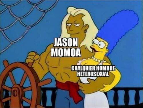 Meme_otros - Jason Momoa los atrae a todos