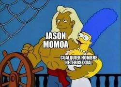 Enlace a Jason Momoa los atrae a todos