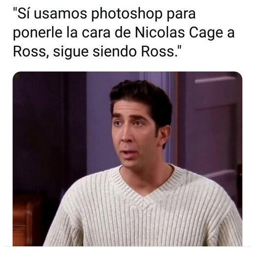 Meme_otros - Es diabólica la cara de Nicolas Cage
