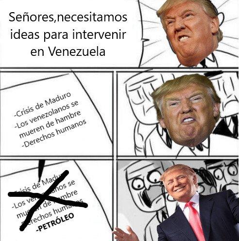 Mix - Las verdaderas intenciones de Trump