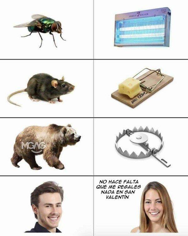 Meme_otros - Trampas mortíferas