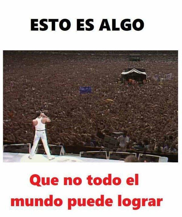 Meme_otros - Freddie Mercury será alguien irrepetible