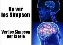 Enlace a Formas de ver Los Simpson