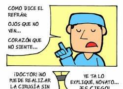Enlace a Una cirugía que se va a complicar