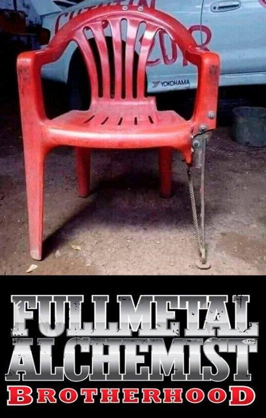 Meme_otros - Esa silla me suena de algo