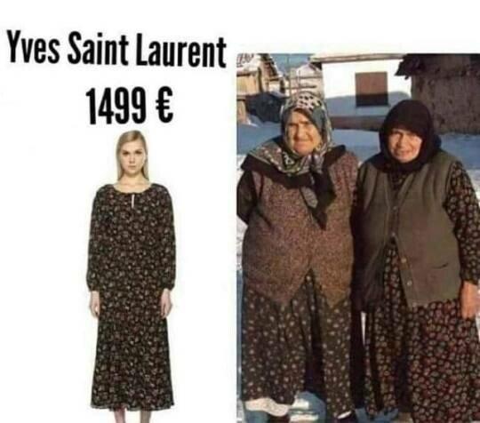 Otros - La moda ucraniana