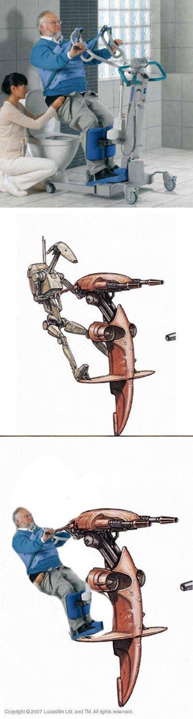 Meme_otros - Star Wars ya lo avanzó hace años