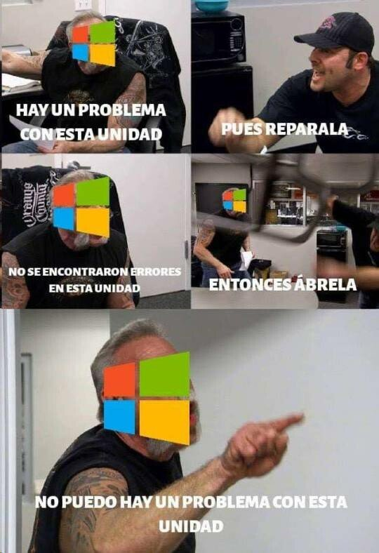 Meme_otros - Simplemente Windows