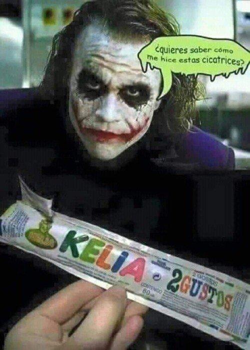 Meme_otros - El secreto del Joker