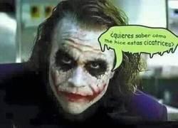 Enlace a El secreto del Joker