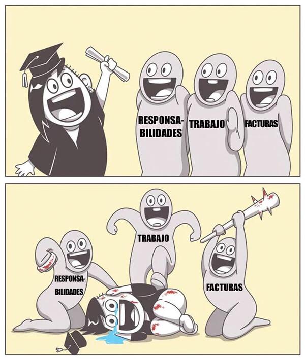 Mix - Todos nosotros después de graduarse del instituto