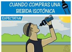Enlace a Bebida isotónica