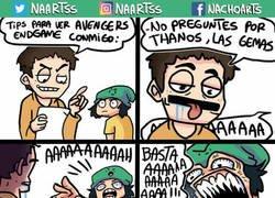 Enlace a Los fans de Avengers: Endgame están muy intensos este último mes