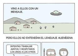 Enlace a Cuando los extraterrestres visitaron la Tierra
