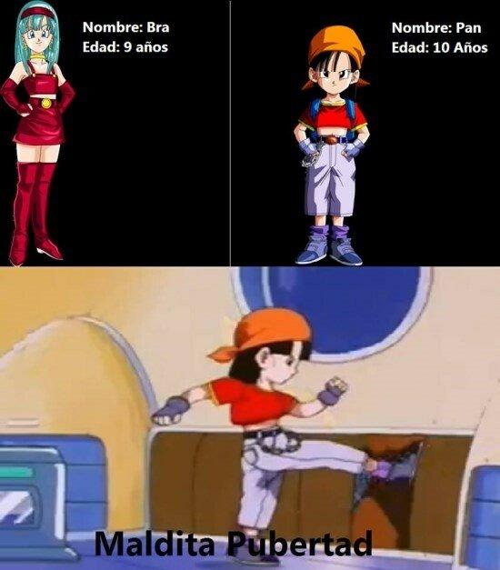 Meme_otros - Maldita pubertad