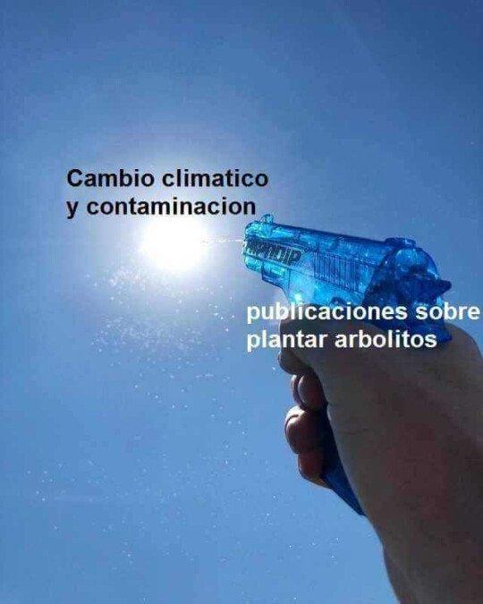 Meme_otros - La lucha contra el cambio climático