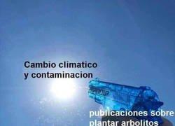 Enlace a La lucha contra el cambio climático