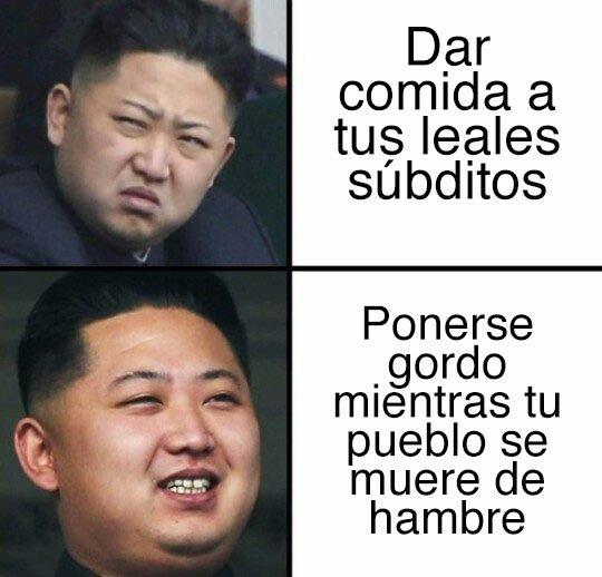 Otros - Estilo Kim Jong Un
