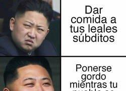 Enlace a Estilo Kim Jong Un