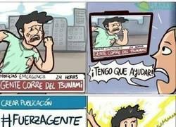 Enlace a #FuerzaGente