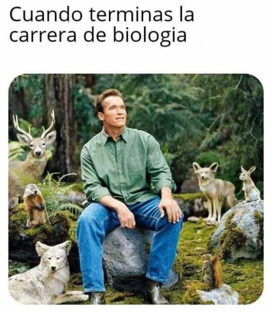 Meme_otros - Orgullo biológico