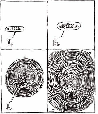 Otros - Cuando los pensamientos se te van de las manos
