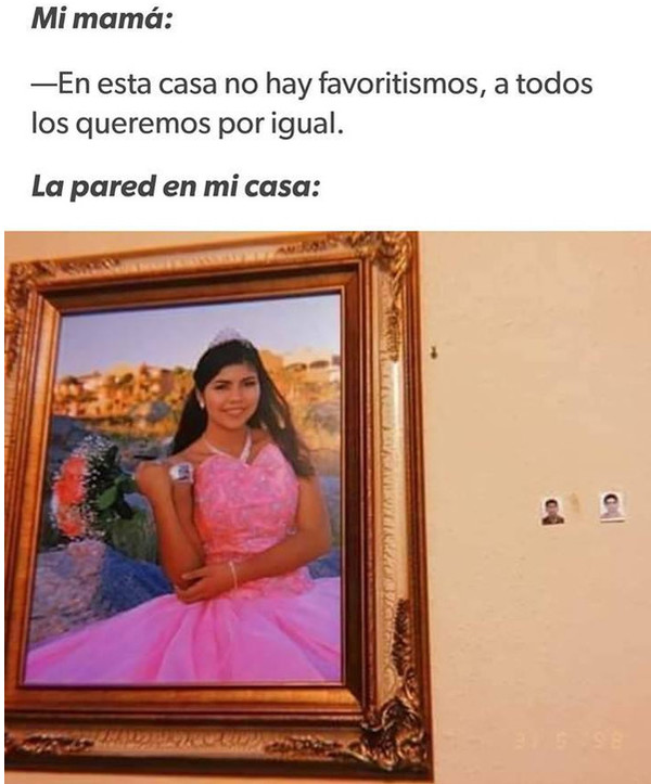 Meme_otros - La princesa de la casa