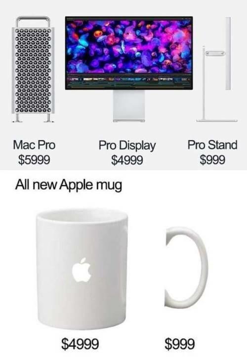 Meme_otros - La lógica de Apple