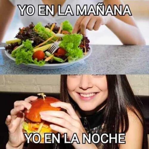 Meme_otros - Una dieta a medias