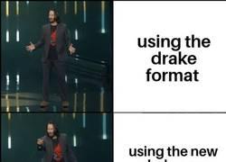 Enlace a Formato Keanu