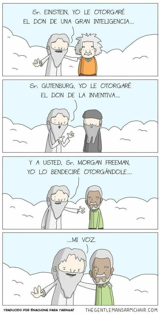 Otros - La indiscutible voz de Dios