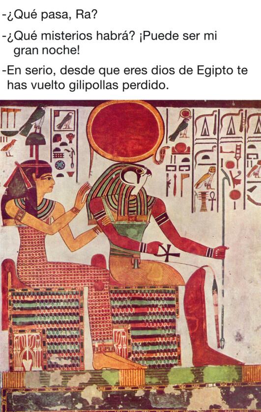 Meme_otros - Ra, hijo de Phael